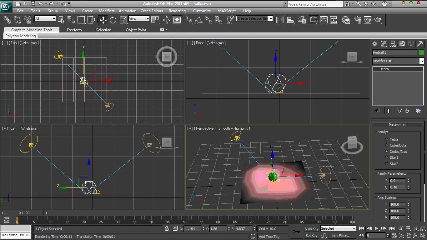Особенности Autodesk 3ds Max 11 Активация Ключ в архиве Язык